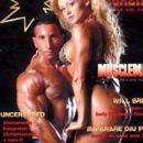 diego martines sulla cover della rivista italiana Body's magazine