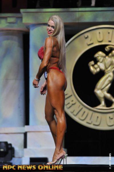 alessia facchin ifbb atlete 2017 arnold classic ohio amateur bikini