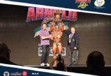 Jefferson Santos de Oliveira vince assoluto bodybuilding all'arnold classic amateur brasil 2017