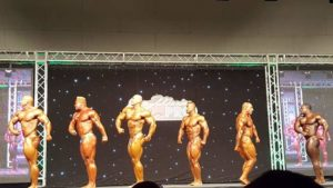 2016 Olympia Amateur san marino IFBB