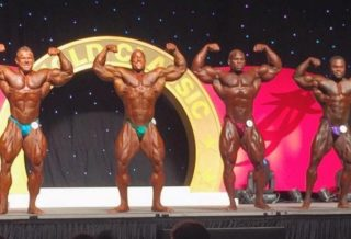 2016 arnold classic asia full results pro ifbb