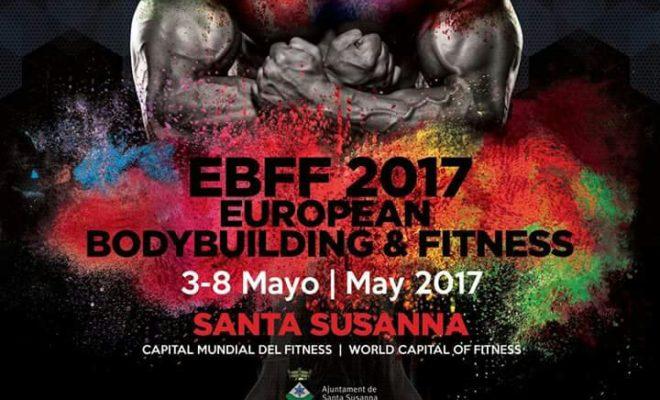 2017 ifbb european championships