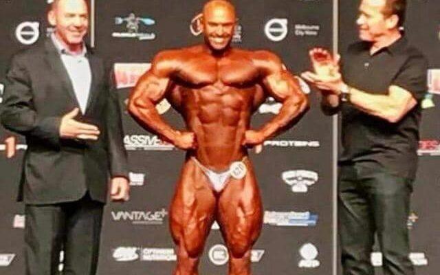 Nathan Williamson vince arnold classic amateur australia 2017