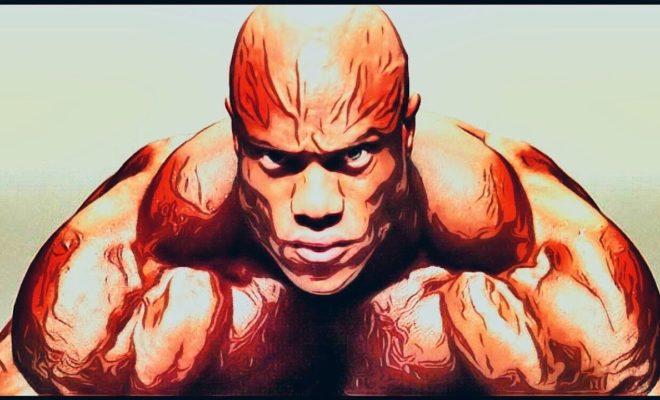 bodybuilding motivation Philip Heath