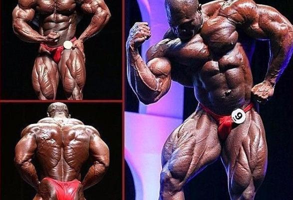Lionel Beyeke IFBB PRO