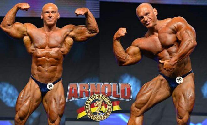 MAREK OLEJNIEZAK sarà all'Arnold Classic Europe 2017