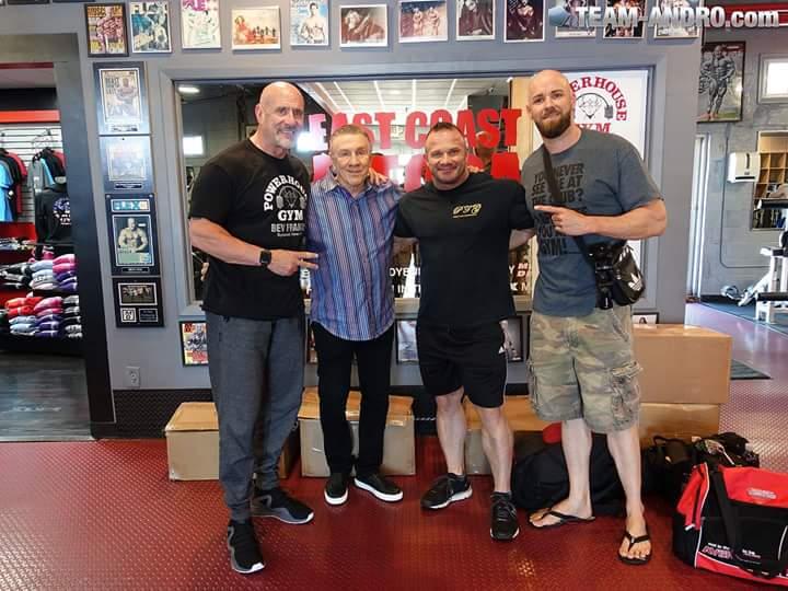 ronny rockel pro ifbb a new york nella bev's francis powerhouse gym