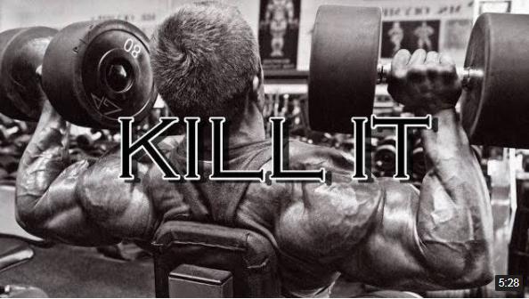 KILL-IT-NO-PAIN-NO-GAIN