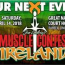 2018 Muscle Contest Ireland IFBB Pro League Qualifier
