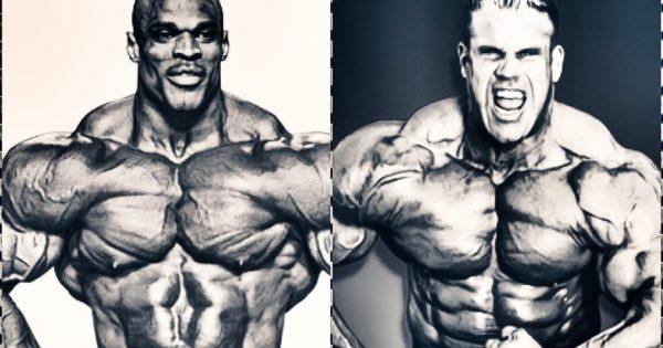ronnie coleman VS jay cutler motivation