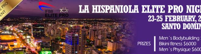 La Hispaniola Elite PRO NIGHT 2018