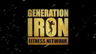 generation iron locandina