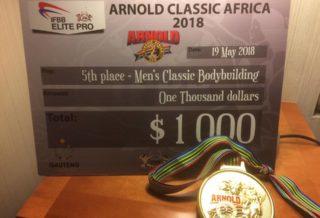 2018 arnold classic africa antonio ludovico