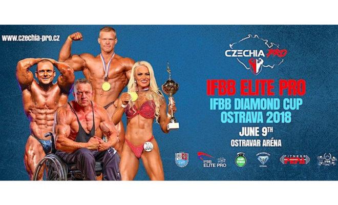 2018 Diamon Cup Ostrava