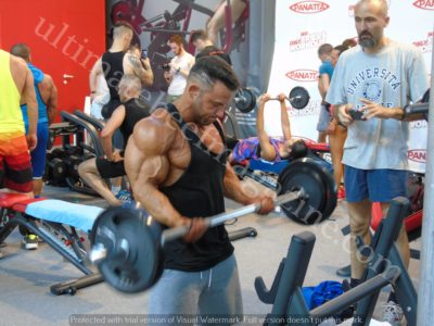2018 rimini wellness Panatta Sport