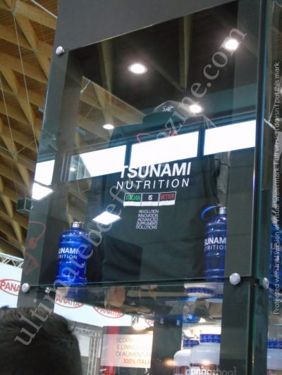 rimini wellness 2018 Tsunami nutrition