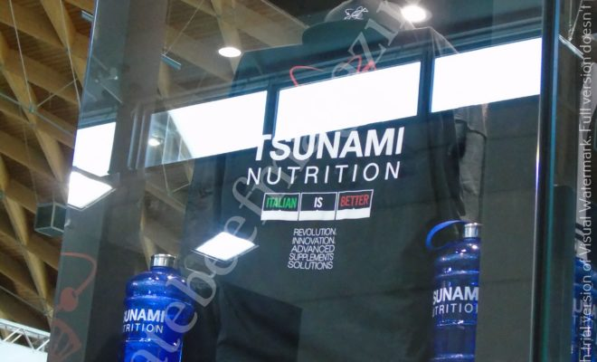 rimini wellness 2018 Tsunami nutrition