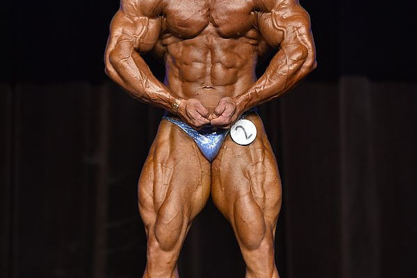 Gregory Bellot IFBB ELITE PRO
