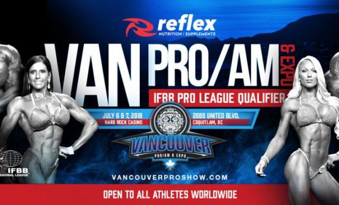 2018 Vancouver Pro IFBB