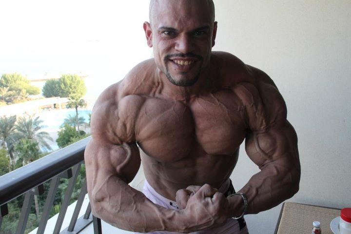 Ibrahim Sami Fahim bodybuilding bio