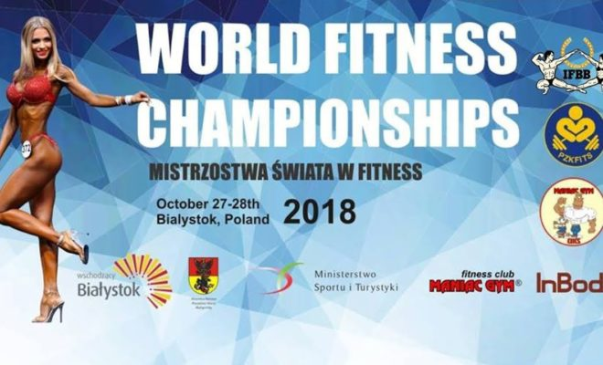 WORLD FITNESS CHAMPIONSHIPS 2018