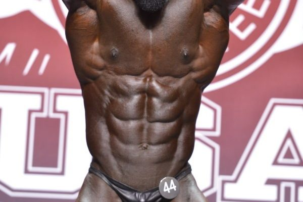 SEAN WILLIAMS pro ifbb