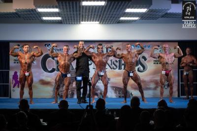 2018 rome winners bodybuilding fino 80 kg