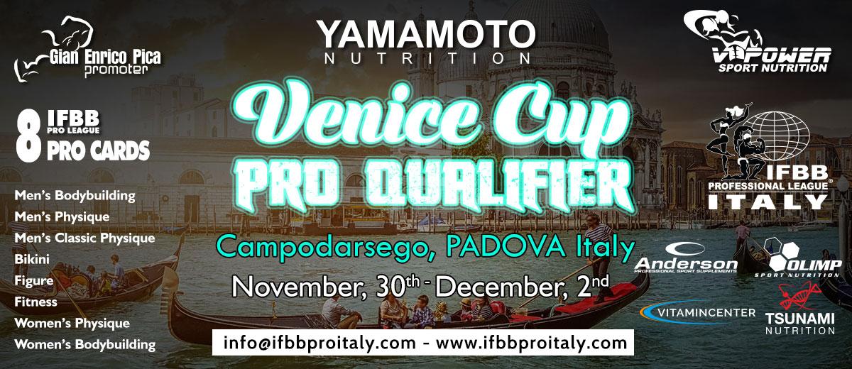 2018 venice cup pro qualifier