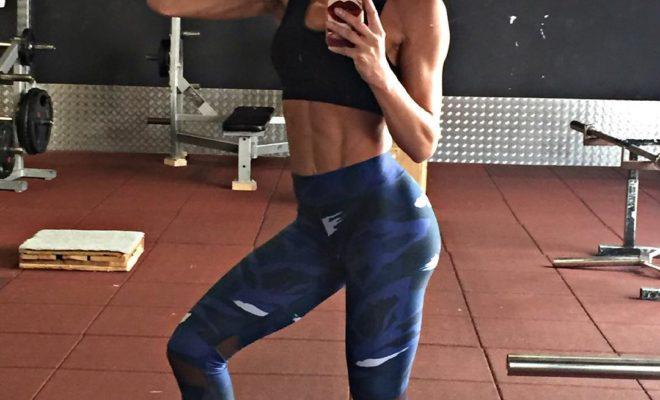 Alessia De Mitri PRO IFBB