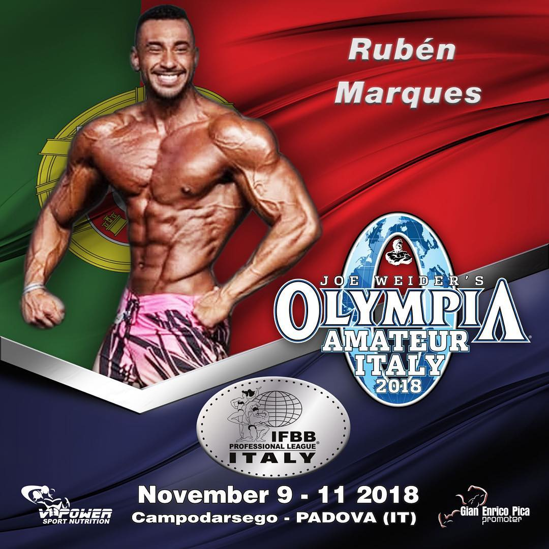 2018 olympia amateur italy