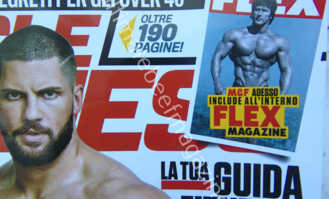 muscle & Fitness novembre 2018