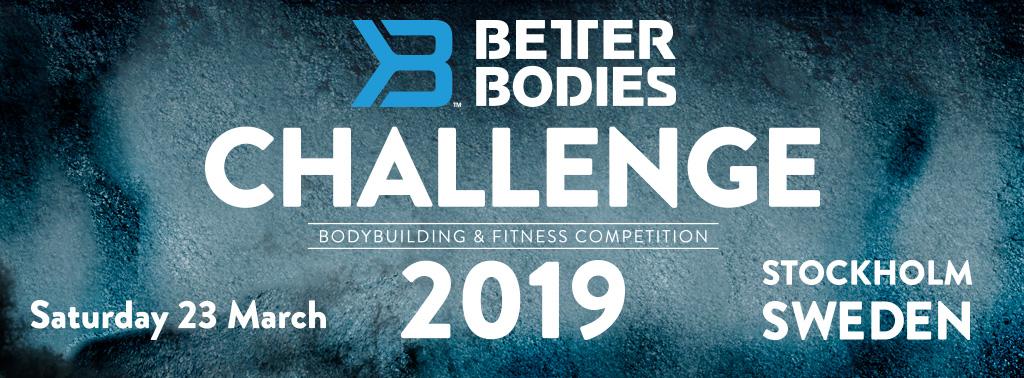 2018 better bodies challenge