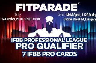 2018 FITPARADE CLASSIC International Open Championship