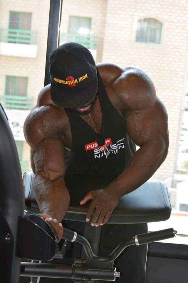 road to 2019 arnold classic ohio Brandon Curry PRO IFBB