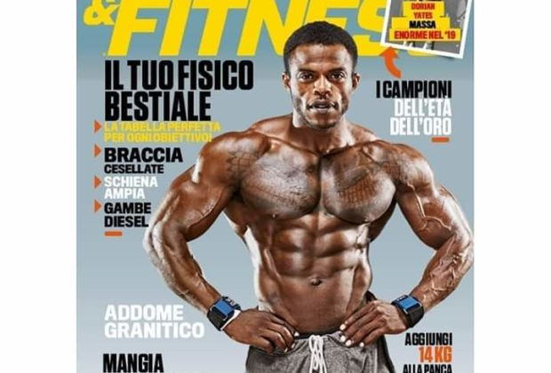 muscle & fitness gennaio 2019