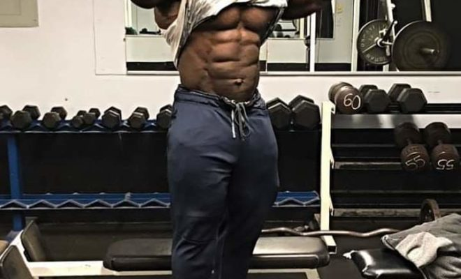 akim williams pro ifbb road to 2019 arnold classic ohio