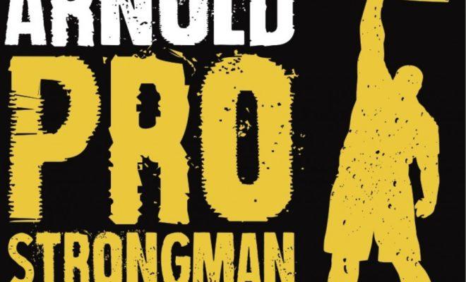 arnold strong man 2019