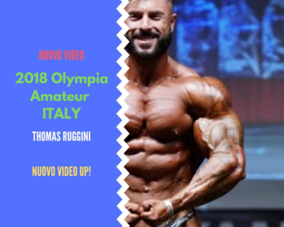 thomas ruggini 2018 olympia amateur italy
