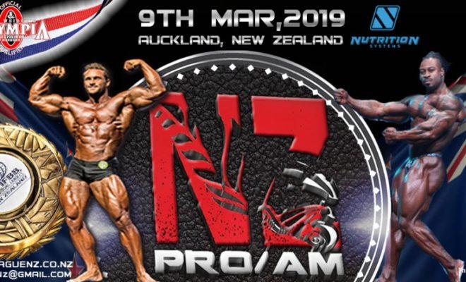 2019 New Zealand Pro