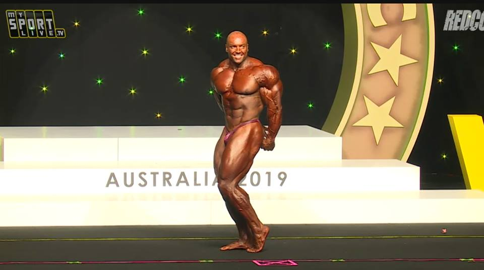 2019 arnold classic australia