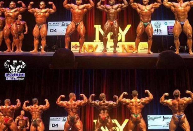 2019 indy pro ifbb bodybuilding open pregara