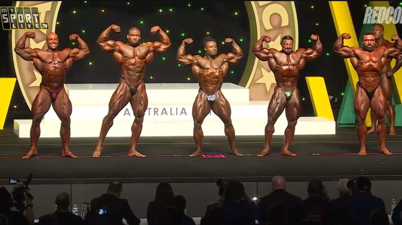 2019 arnold classic australia pregara