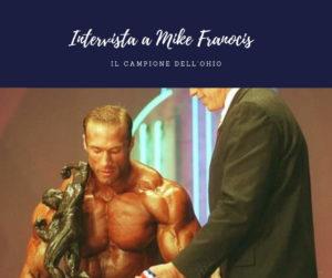 intervista a Mike Francois PRO IFBB