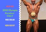 2018 olympia amateur italy Mirco Ercolani