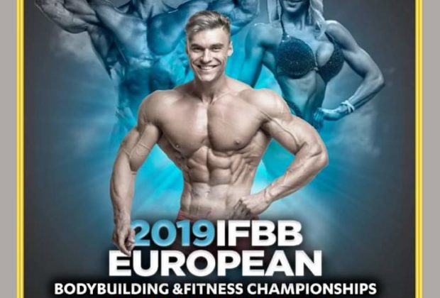 2019 ifbb european bodybuilding & fitness cahmpionships