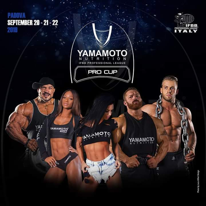 2019 yamamoto nutrition cup ifbb pro league