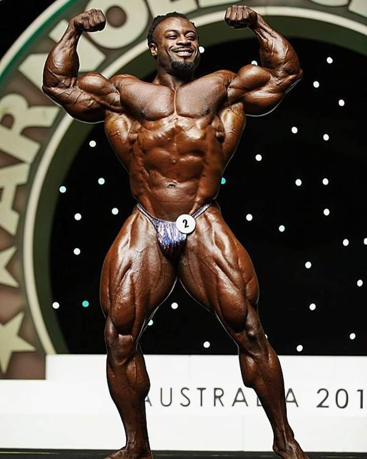 2019 arnold classic australia william bonac