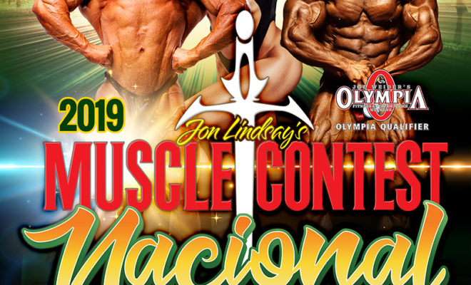 2019 MUSCLE CONTEST BRASIL 212