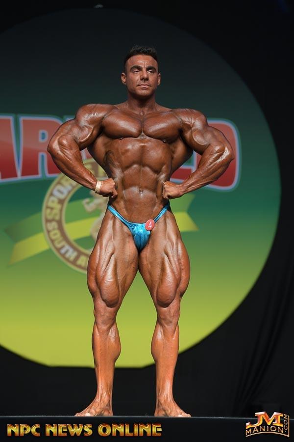 2019 Arnold Classic South America rafael brandao pro ifbb