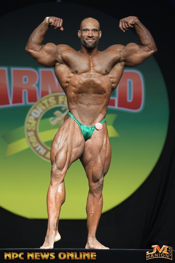 2019 Arnold Classic South America juan morel pro ifbb